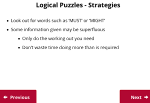 UCAT Decision Making Logical Puzzles strategy-2