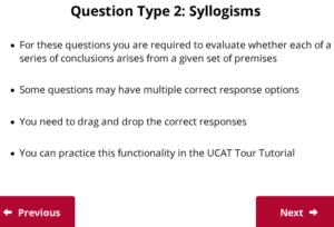 UCAT Decision Making Syllogisms